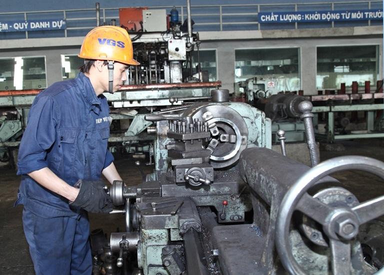 Công ty Thép Việt Đức hướng tới sự phát triển bền vững
