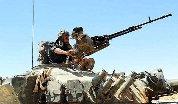 Kết quả hình ảnh cho IS hoảng loạn trước pha phản đòn quyết liệt của quân đội Syria ở Homs