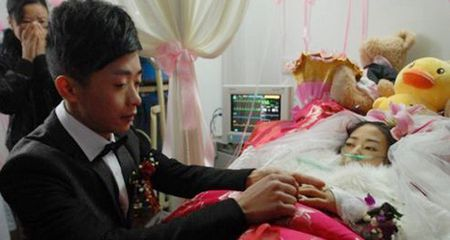 7 cau chuyen tinh yeu lay dong trai tim cua cac benh nhan ung thu - Anh 13
