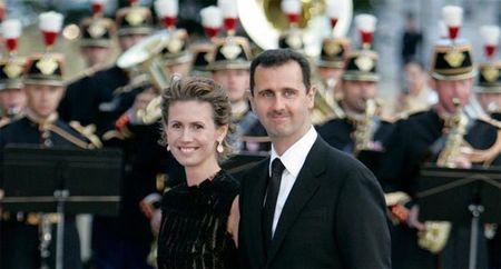 Bi an bua vay de nhat phu nhan xinh dep cua Syria - Anh 5