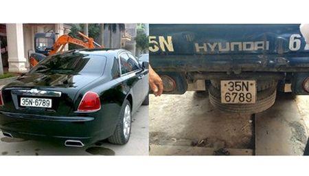 Rolls-Royce 17 ty dong deo bien so gia 35N-6789 - Anh 1