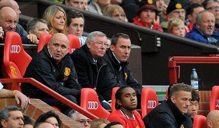 Derby Manchester: Hay hoc cach thua nhu ... Sir Ferguson - Anh 1