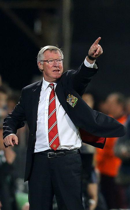 Derby Manchester: Hay hoc cach thua nhu ... Sir Ferguson - Anh 2