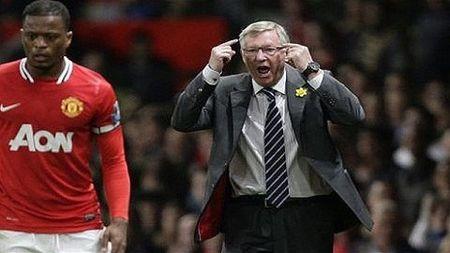 Derby Manchester: Hay hoc cach thua nhu ... Sir Ferguson - Anh 3