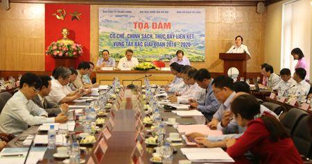 Ban co che thuc day lien ket vung Tay Bac - Anh 1