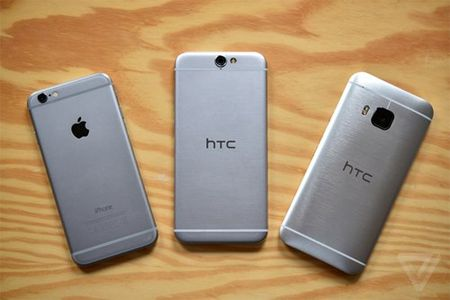 "Sep HTC to ""Apple moi la ke sao chep tu HTC"" - Anh 1"