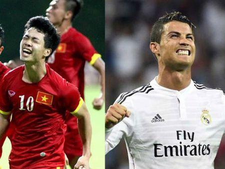 """DIEM TIN SANG (24.10): HAGL ngan Cong Phuong gap Ronaldo, Arsenal nhan tin """"set danh"""" - Anh 1"""
