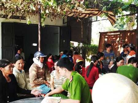 San phu tu vong bat thuong sau mo - Anh 1