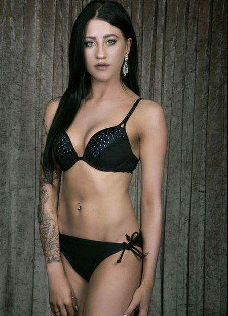 25 co gai xinh dep canh tranh ngoi Hoa hau Bikini - Anh 15
