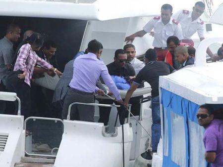 Bat Pho Tong thong Maldives vi am muu danh bom am sat - Anh 2