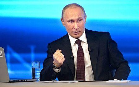 Tong thong Putin bat ngo chia se ve tuoi tho du doi - Anh 1