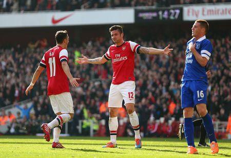 23h30 ngay 24/10, Arsenal vs Everton: Keo Phao len dinh Premier League - Anh 1