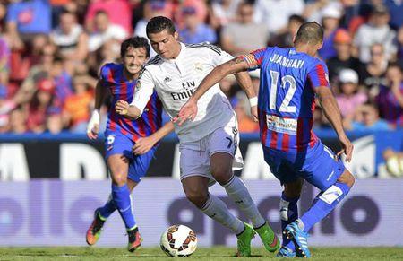 21h00 Celta Vigo vs Real Madrid: Dung giong nhu Barca - Anh 1