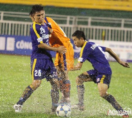 U21 SHB. Da Nang thang nhoc nhan truoc S. Khanh Hoa - Anh 1