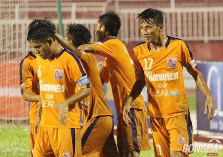 U21 SHB. Da Nang thang nhoc nhan truoc S. Khanh Hoa - Anh 2