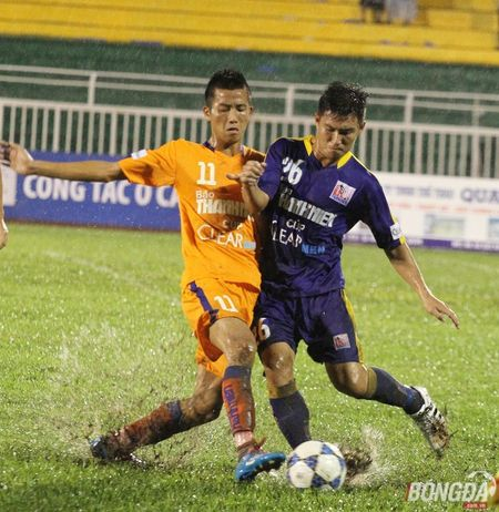 U21 SHB. Da Nang thang nhoc nhan truoc S. Khanh Hoa - Anh 3