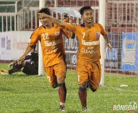 U21 SHB. Da Nang thang nhoc nhan truoc S. Khanh Hoa - Anh 4