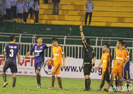 U21 SHB. Da Nang thang nhoc nhan truoc S. Khanh Hoa - Anh 8