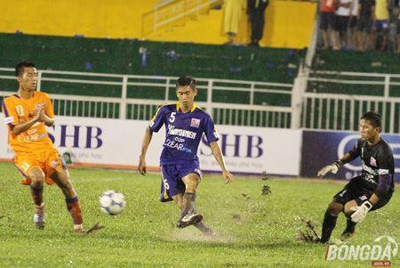 U21 SHB. Da Nang thang nhoc nhan truoc S. Khanh Hoa - Anh 9