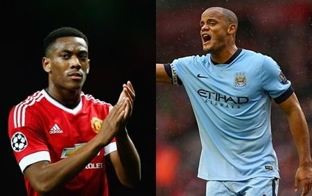 Nhung cuoc doi dau dang chu y trong tran derby Manchester - Anh 1
