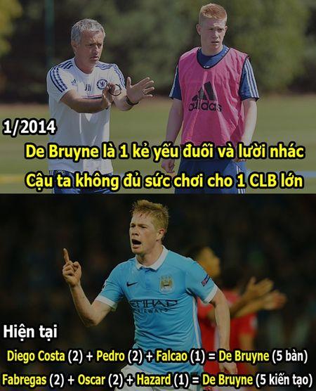 """Anh che: De Bruyne toa sang, """"Nguoi dac biet"""" tiec hui hui - Anh 2"""