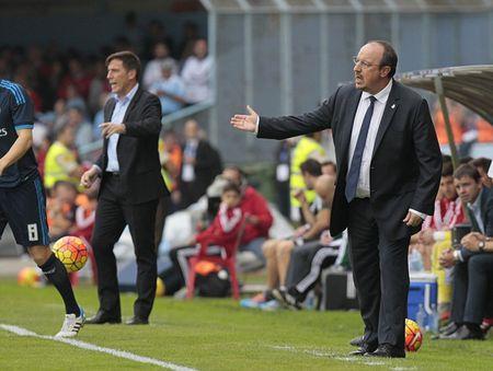 Ronaldo no sung, Real thang de 10 nguoi Celta Vigo - Anh 10