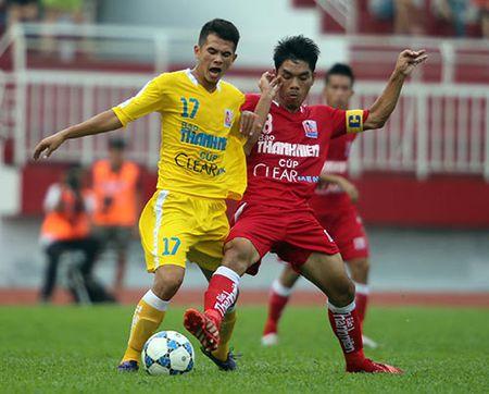 Giai U21 Cup Clear Men: Quan bau Hien thi uy suc manh - Anh 1