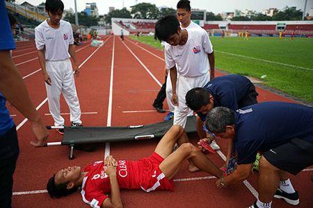Giai U21 Cup Clear Men: Quan bau Hien thi uy suc manh - Anh 5