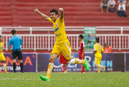Giai U21 Cup Clear Men: Quan bau Hien thi uy suc manh - Anh 6