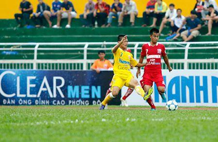 Giai U21 Cup Clear Men: Quan bau Hien thi uy suc manh - Anh 7