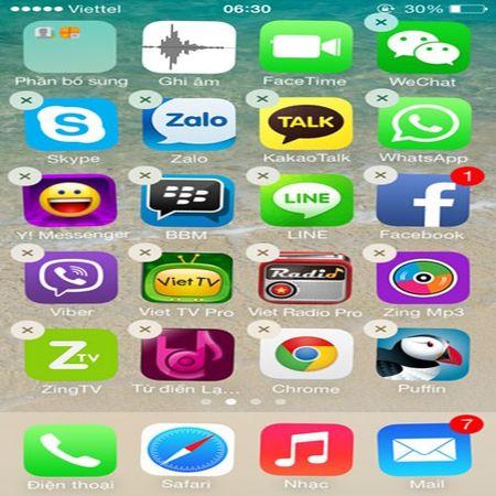 Meo hay tang dung luong bo nho cho iPhone, iPad - Anh 8