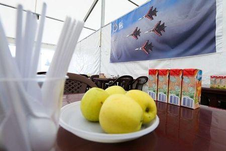 Bua an cua phi cong Nga khong kich IS - Anh 10
