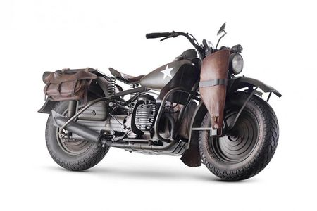"""Hang hiem"" Harley-Davidson XA sinh ra trong the chien II - Anh 1"