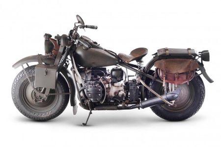 """Hang hiem"" Harley-Davidson XA sinh ra trong the chien II - Anh 2"