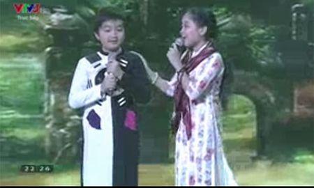 Hong Minh dang quang quan quan Giong hat Viet nhi 2015 - Anh 13