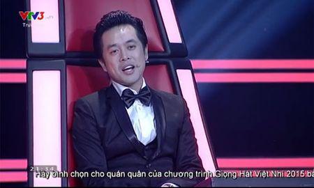 Hong Minh dang quang quan quan Giong hat Viet nhi 2015 - Anh 23