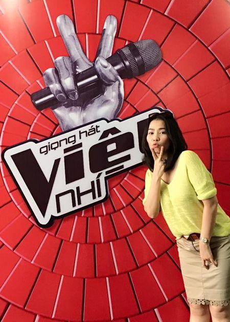 Hong Minh dang quang quan quan Giong hat Viet nhi 2015 - Anh 26