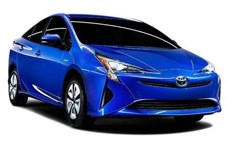 Toyota Viet Nam ra mat FCV, Prius 2015 - Anh 2