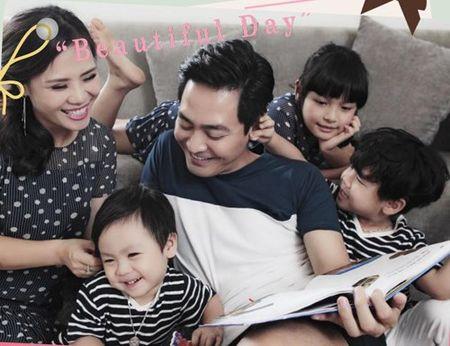 MC Phan Anh chia se bi quyet giu 'lua' gia dinh - Anh 1