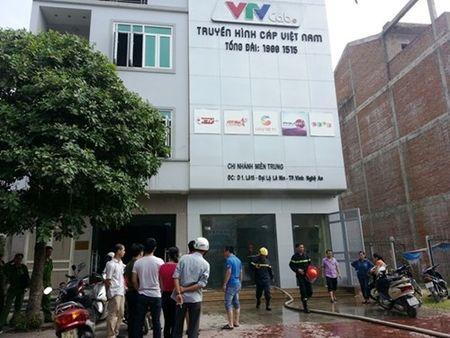 Hoa hoan tai toa nha VTV Cap Nghe An - Anh 1
