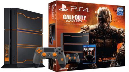 PS4 phien ban Call of Duty: Black Ops III Limited Edition - Anh 1
