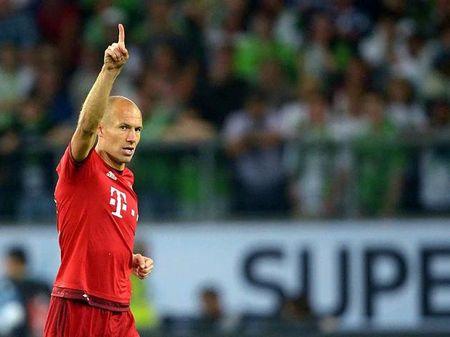 Robben sap tai xuat o Bayern Munich - Anh 1