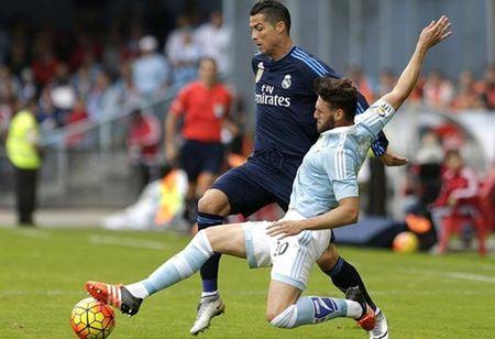 """Ronaldo giup Real Madrid giai ma """"hien tuong"""" Vigo - Anh 1"""