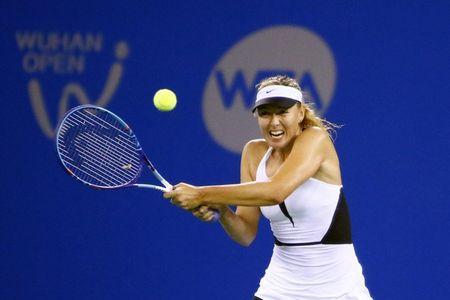 Sharapova roi vao bang dau kho tai WTA Finals - Anh 1