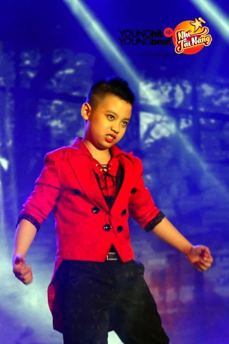 Lo dien top 10 Young hit young beat - Nhi tai nang 2015 - Anh 10