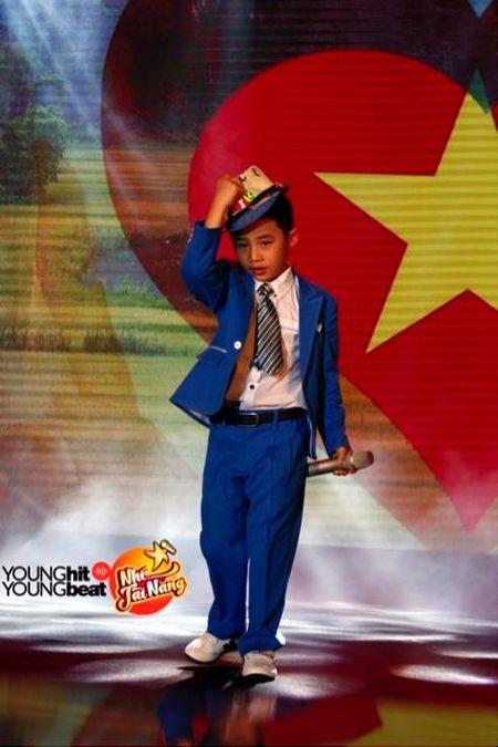 Lo dien top 10 Young hit young beat - Nhi tai nang 2015 - Anh 1