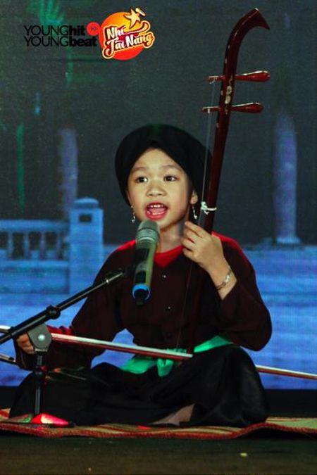 Lo dien top 10 Young hit young beat - Nhi tai nang 2015 - Anh 2