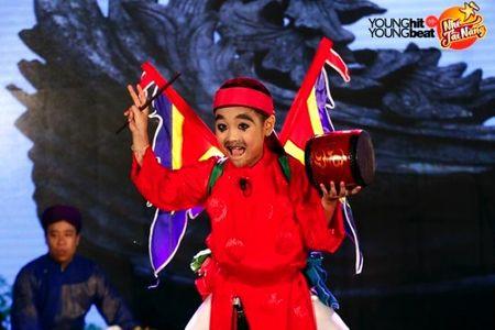 Lo dien top 10 Young hit young beat - Nhi tai nang 2015 - Anh 3