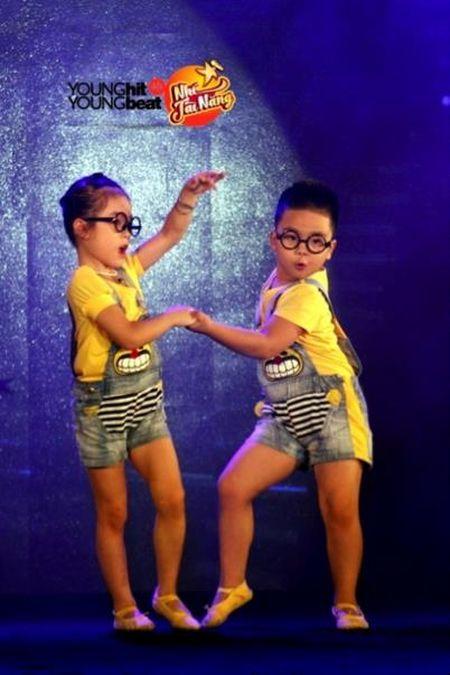 Lo dien top 10 Young hit young beat - Nhi tai nang 2015 - Anh 4
