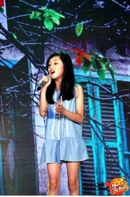 Lo dien top 10 Young hit young beat - Nhi tai nang 2015 - Anh 5